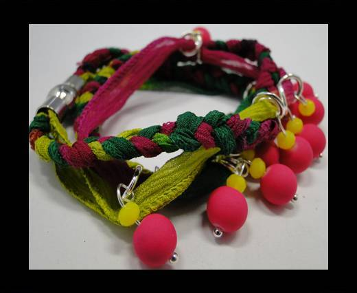 Leather Bracelets Supplies Example-BRL223