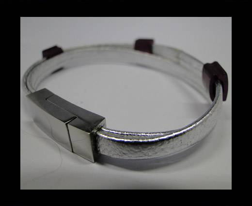 Leather Bracelets Supplies Example-BRL22