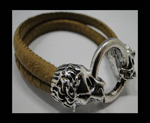 Leather Bracelets Supplies Example-BRL234
