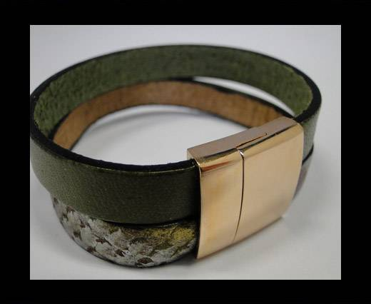 Leather Bracelets Supplies Example-BRL23
