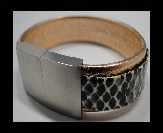 Leather Bracelets Supplies Example-BRL246