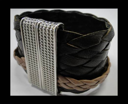 Leather Bracelets Supplies Example-BRL250