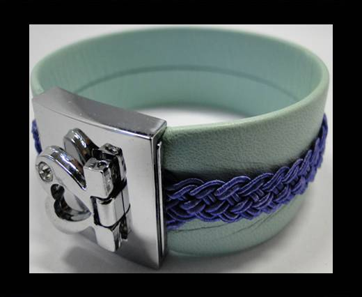 Leather Bracelets Supplies Example-BRL251