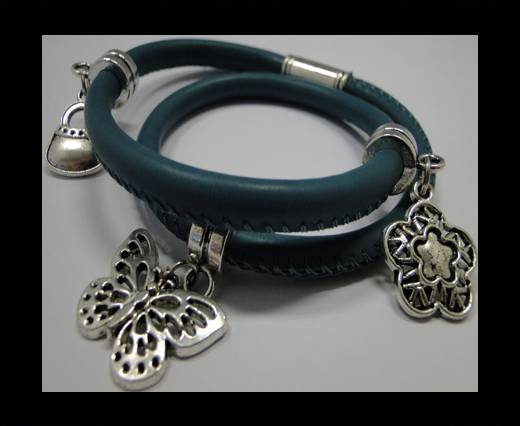 Leather Bracelets Supplies Example-BRL266