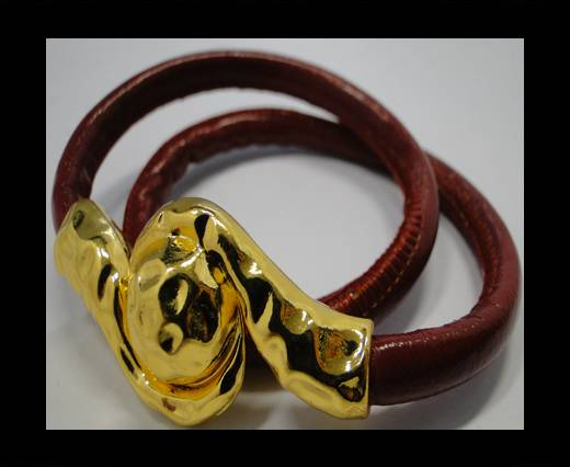 Leather Bracelets Supplies Example-BRL267