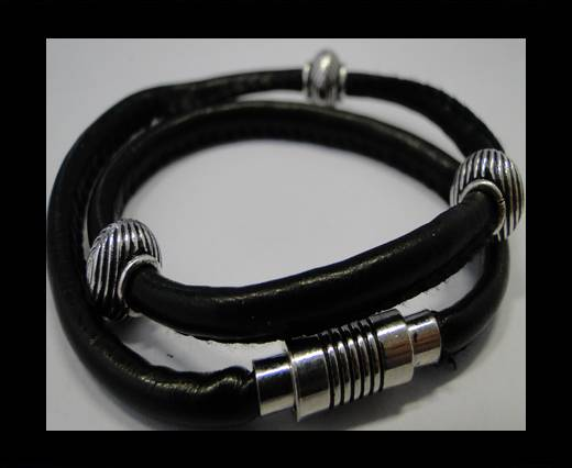 Leather Bracelets Supplies Example-BRL271