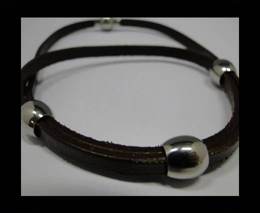 Leather Bracelets Supplies Example-BRL3