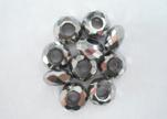 Faceted-Big-Hole-Metallic Grey