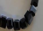 Faceted Cubes-4mm-Hemitate