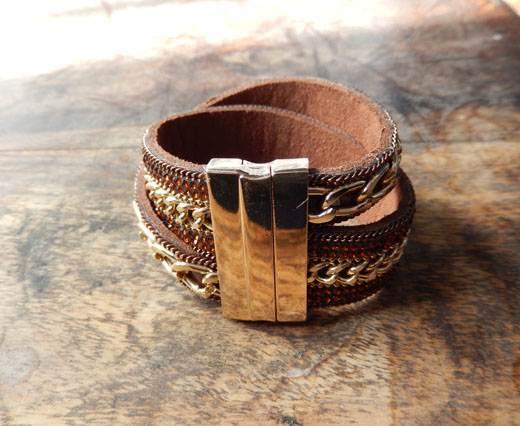 FashionBracelet03 - Brown