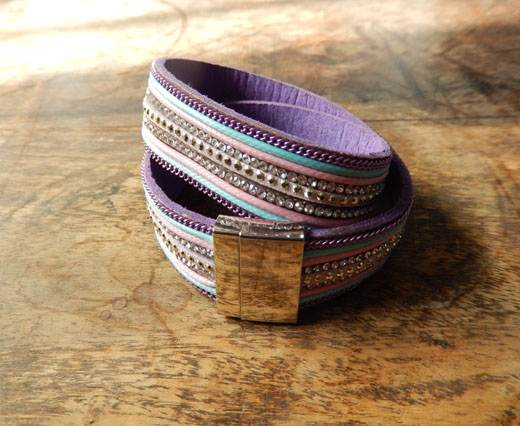 FashionBracelet03 - Lavender