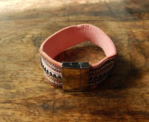 FashionBracelet04 - Pink