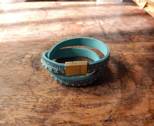 Buy FashionBracelet08 - Turquoise at wholesale prices
