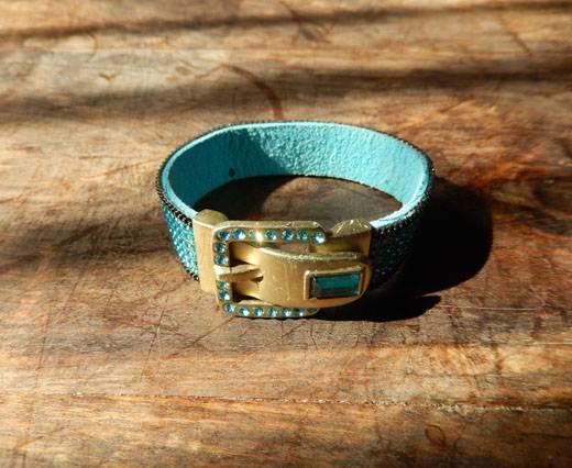 FashionBracelet20 - Turquoise