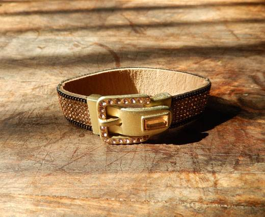 FashionBracelet21 - Gold