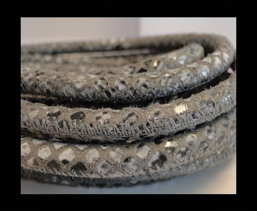 Fine Nappa Leather-Python -6mm