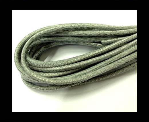 Buy Fine Nappa-Lizard style-4mm-Lizard Grey Paill Transparent at wholesale prices