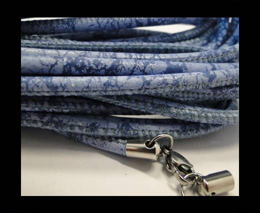 Buy Round stitched nappa leather cord Vintage Jeans-4mm at wholesale prices