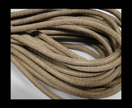 Buy Fine Nappa-Snake-style-Brown Beige-6mm at wholesale prices