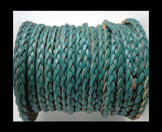 Buy Flat 3-ply Braided Leather-SE-B-2015-3MM at wholesale prices