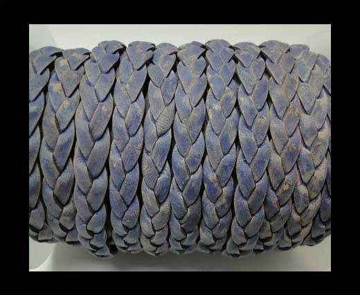 Buy Flat 3-ply Braided Leather-SE-PB-22-10MM at wholesale prices