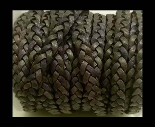 Choti-Flat 3-ply Braided Leather -SE DB 13