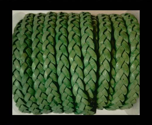 Choti-Flat 3-ply Braided Leather --5MM-SE FBC 05