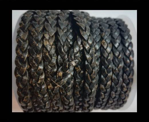 Choti-Flat 3-ply Braided Leather --5MM-SE PB 11