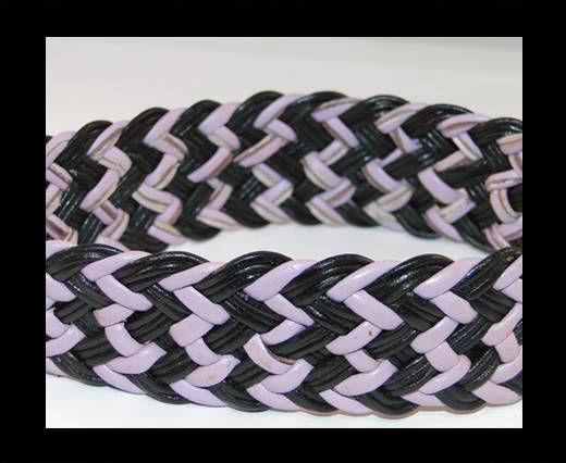 Buy Flat Braided Nappa Cords SE-FBC104 at wholesale prices