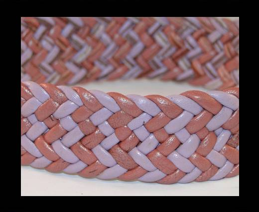 Buy Flat Braided Nappa Cords SE-FBC105 at wholesale prices