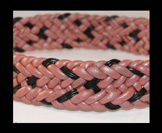 Buy Flat Braided Nappa Cords SE-FBC106 at wholesale prices