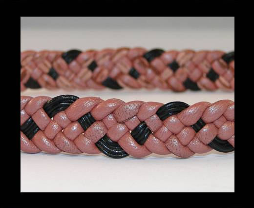 Buy Flat Braided Nappa Cords SE-FBC108 at wholesale prices