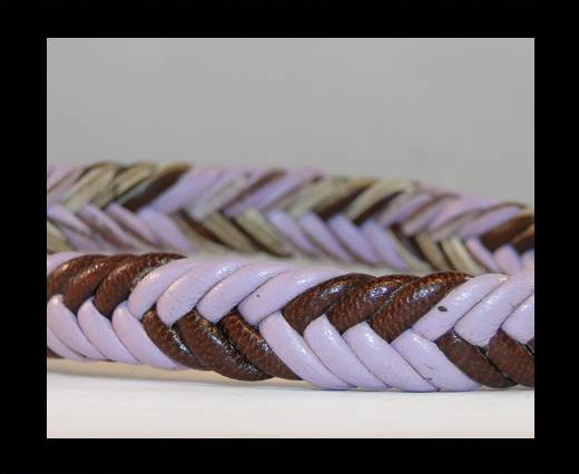 Buy Flat Braided Nappa Cords SE-FBC109 at wholesale prices