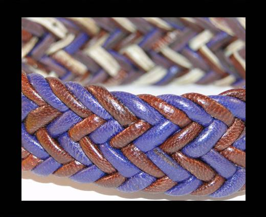 Buy Flat Braided Nappa Cords SE-FBC110 at wholesale prices