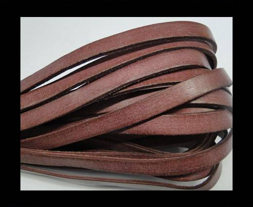 Buy Flat Italian -Dark Pink-8mm*2mm at wholesale prices