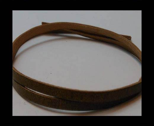 Cowhide Leather Jewelry Cord -5mm-27412 - SE.FBCW.17