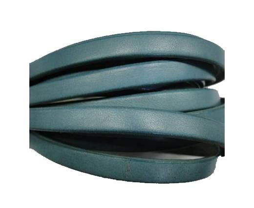 Flat Italian -Light blue-8mm*2mm