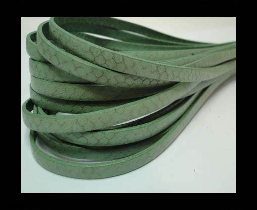 Buy Flat Italian Nappa Leather Snake Style 5MM - Acona at wholesale prices