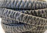 synthetic nappa leather Elastic-Nappa-10mm-Dark Grey