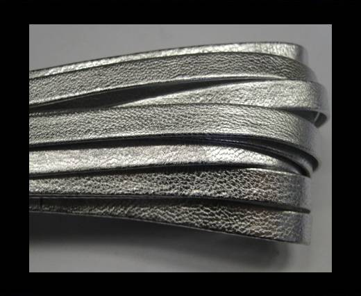 Buy Flat Italian -Silver -8mm*2mm at wholesale prices