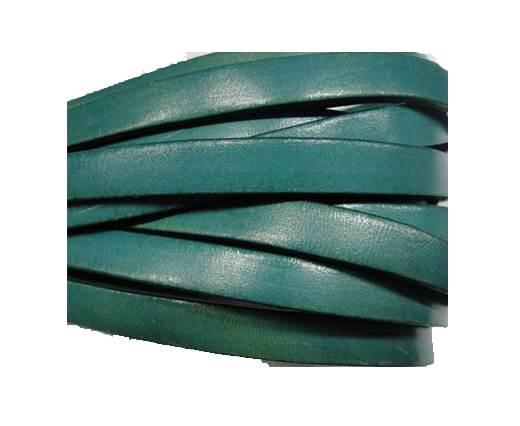 Flat Italian -Turquoise -8mm*2mm