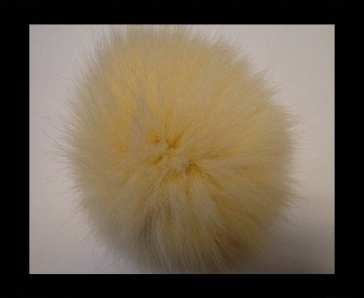 Fox Fur-Beige -14cms