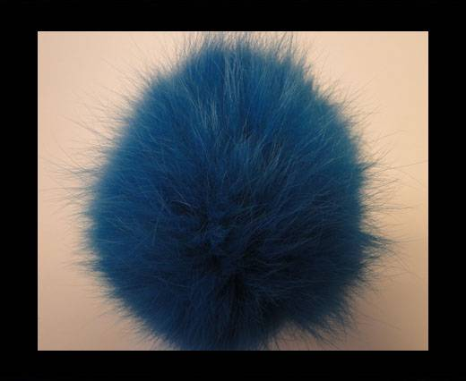 Fox Fur-Bermuda Blue -14cms
