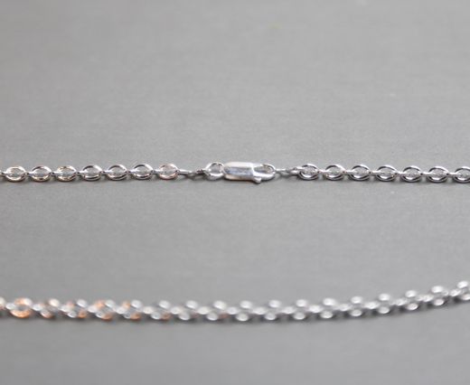 Sterling Silver Chains SE-FR-100-45
