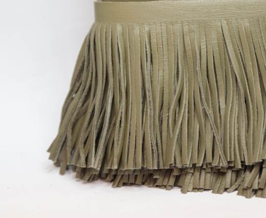Buy Fringes-8cms-OLIVE at wholesale prices