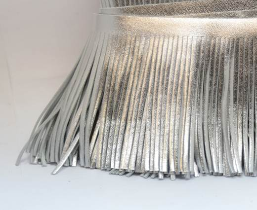 Fringes-8cms-SILVER (shiny version)