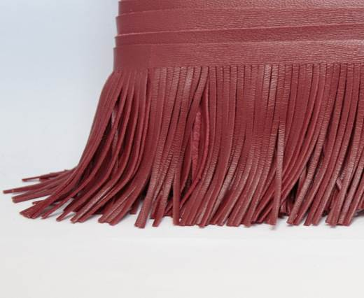Fringes-8cms-RED