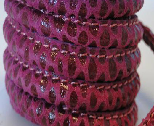 Buy Leather-Reptile-RSPS-13-Fuchsia at wholesale prices