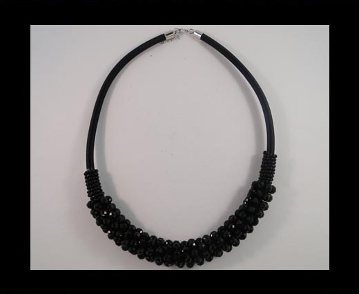Buy GBJ-Necklace-Black at wholesale prices