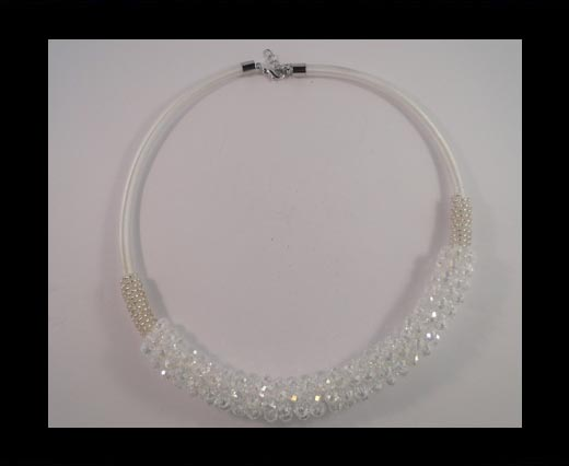 Buy GBJ-Necklace-white at wholesale prices